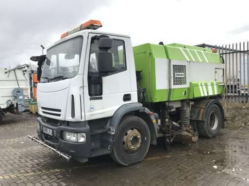 2008 Iveco Scarab 7