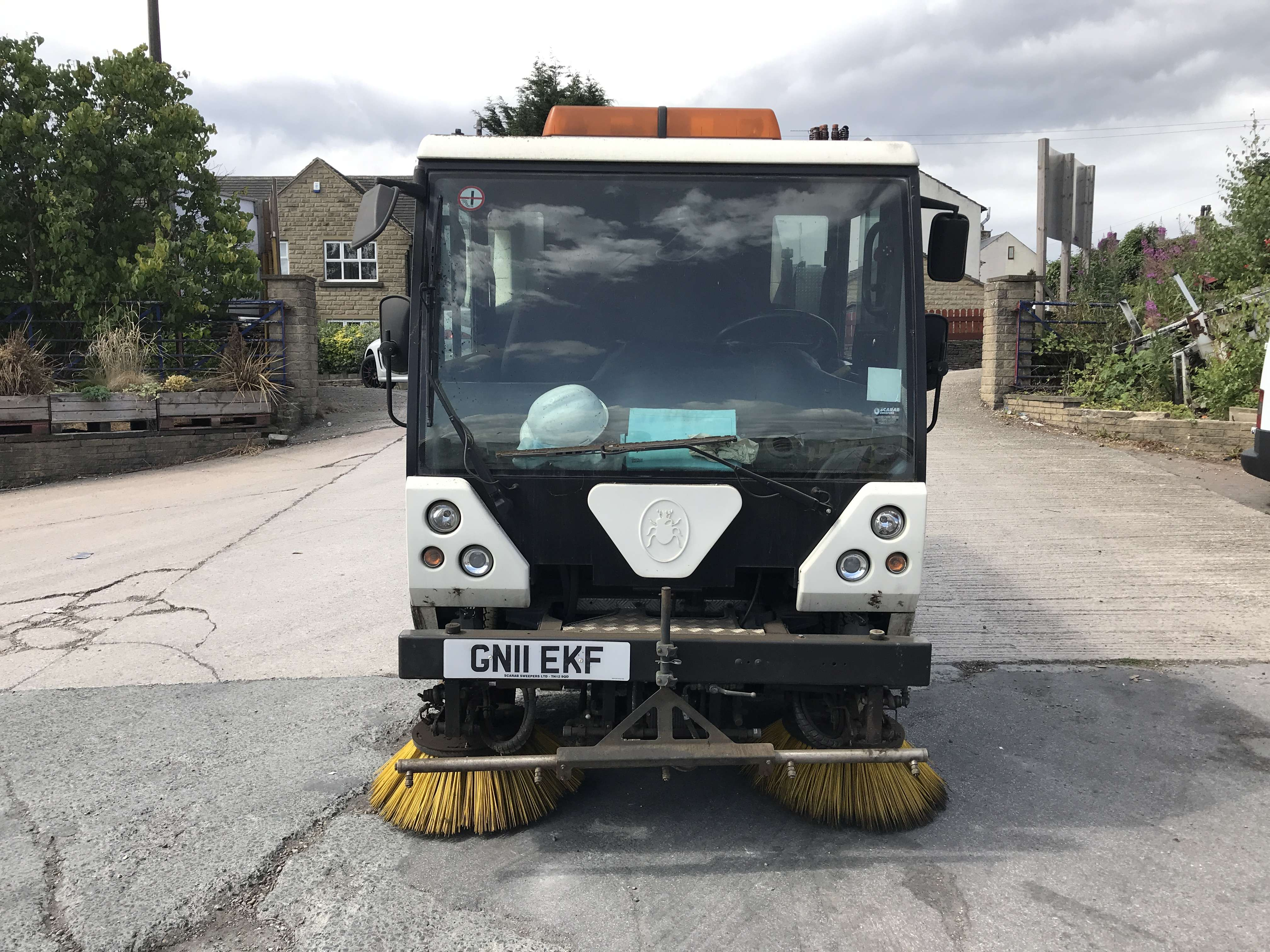 2011 Scarab Minor sweeper for sale 1