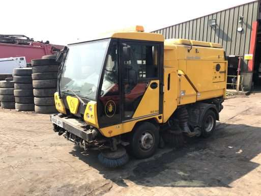 2011 Scarab Minor 3500 KG Sweeper for sale 6