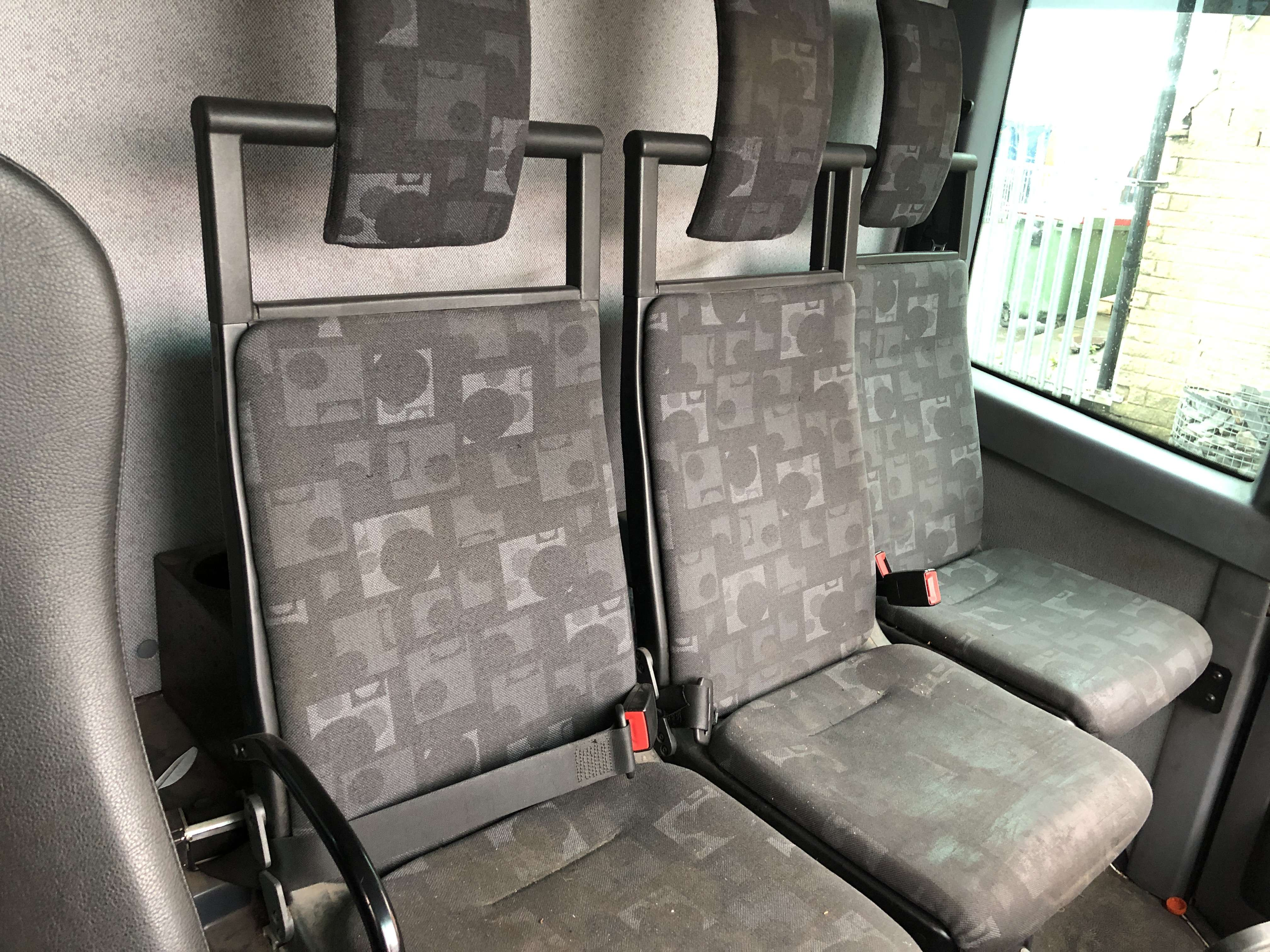 Mercedes Econic 70/30 split body twinpack refuse truck for sale 8