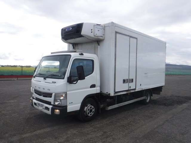 Mitsubishi Fridge truck for sale