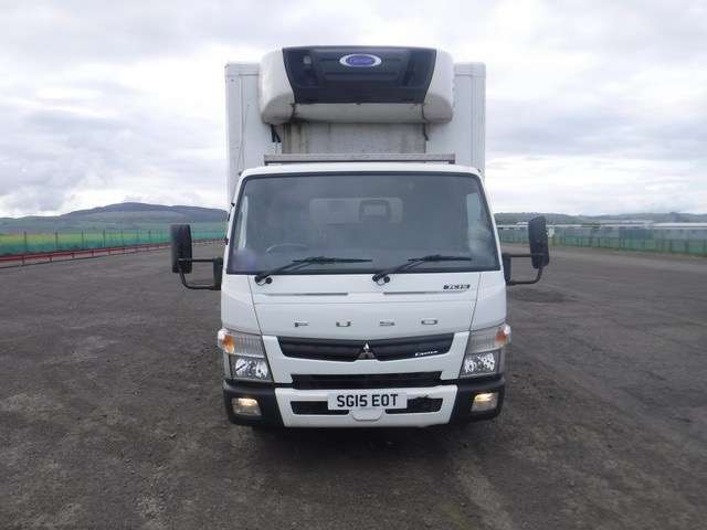 Mitsubishi Fridge truck for sale 2
