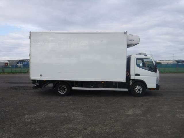Mitsubishi Fridge truck for sale 3