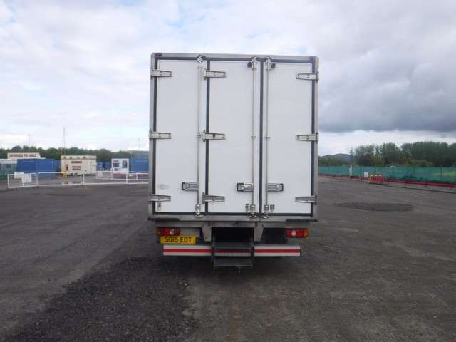 Mitsubishi Fridge truck for sale 4